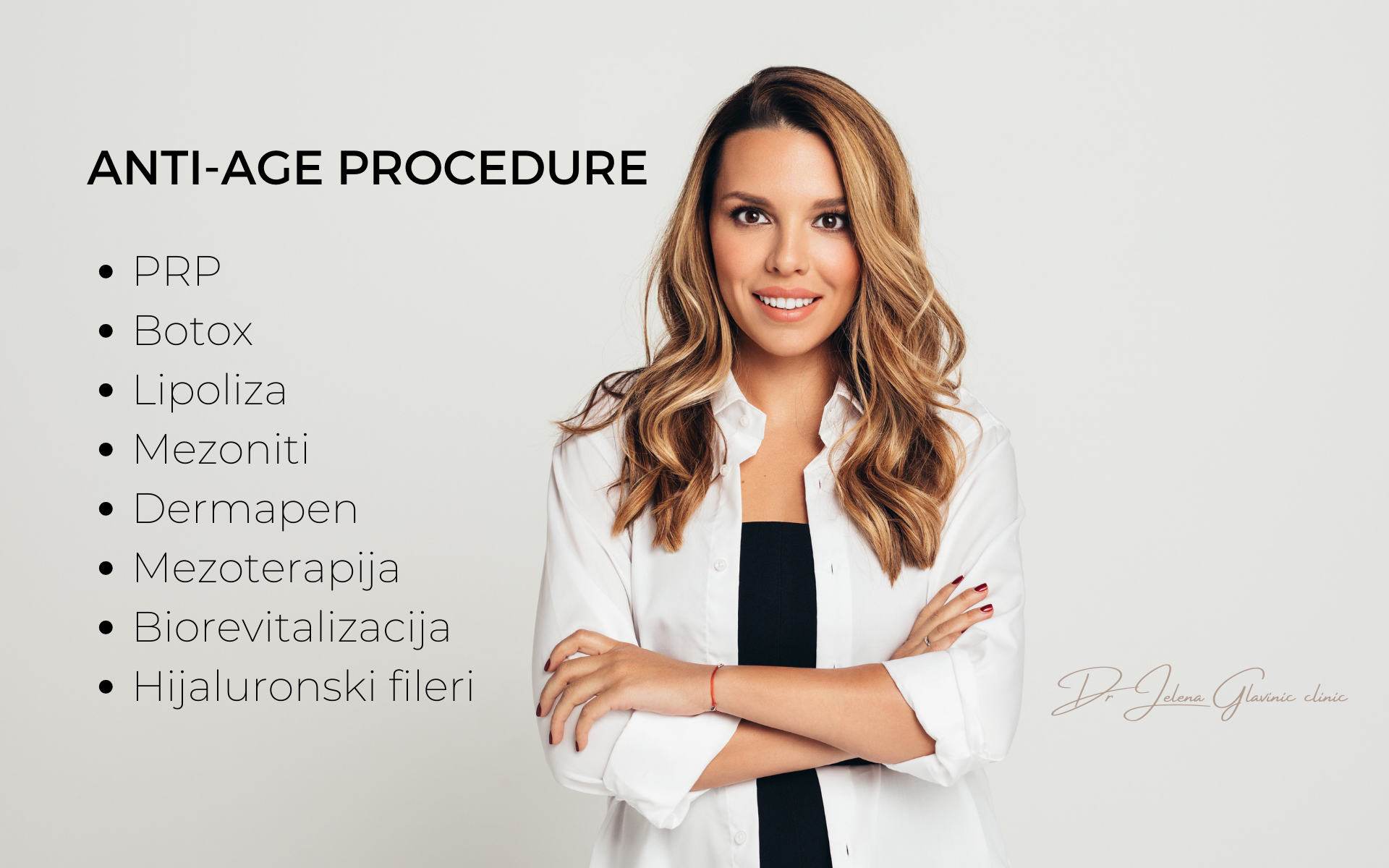 ANTI-AGE PROCEDURE